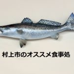 村上市の鮭が食べられるおすすめ食事処|料亭能登新